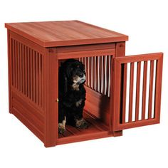 It looks like furniture not a cage:0