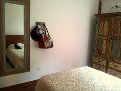 Espelhos nos três quartos