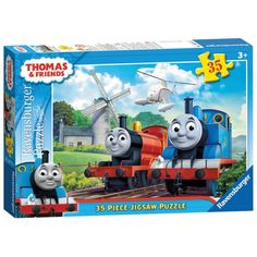 At the Windmill 35pc Thomas & Friends Jigsaw Puzzle  £3.99