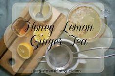 Go Go Mountain Girl: Run Sick or Run Healthy with a Honey Tea Cold Remedy Recipe
