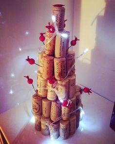 Wine Cork tree Christmas