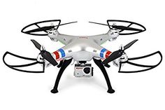 Syma X8g 2.4g 4ch 6 Axis Drone with 8mp 1080p Action Hd Camera, Rc Quadcopter RTF Helicopter - http://droneanything.com/syma-x8g-24g-4ch-6-axis-drone-with-8mp-1080p-action-hd-camera-rc/