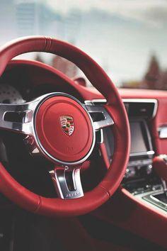 Home Decorating Trends 2018 Key: 4487284795 Porsche 912, Porsche Carrera, Red Interior Car, Volkswagen, Porsche Sports Car, Luxury Suv, Poker Online, Cute Cars, Red Interiors
