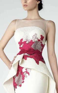 Saiid Kobeisy RE2904 Dress - NewYorkDress.com