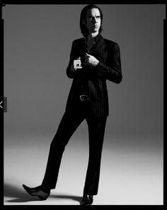 Nick Cave by NYT