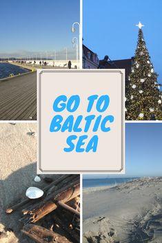 Go to Baltic Sea - Gdańsk, Gdynia, Sopot.