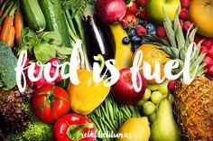 Food is Fuel | rebelDIETITIAN.US