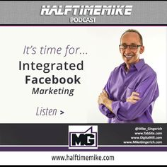 Integrated Facebook Marketing! What you need to know in 2015...