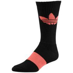 Adidas Light Trefoil Crew Sock - Men's