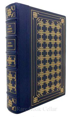 THE DIVINE COMEDY, Dante Alighieri Franklin Library Rare books