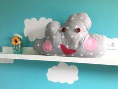 KONKURS DIY! Do wygrania m.in taka poducha chmurka :) Szczegóły po kliknięciu w źródło :) #konkurs #diy #urodziny