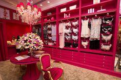 Inauguração da La Rouge Belle no shopping Higienópolis