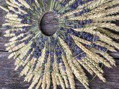 Summer Wreath Fall Wreath Wedding Wreath by CadeauDeLaNature