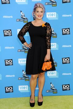 Kelly Osbourne arriving at the Do Something Awards in Hollywood, California - July 31, 2013 - Photo: Runway Manhattan/Bauer-Griffin