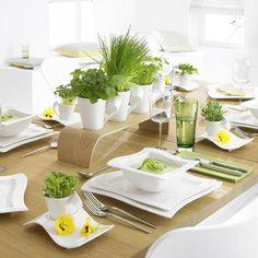 Trae la elegancia a tu mesa con las vajillas exclusivas de Iskia, visítenos!