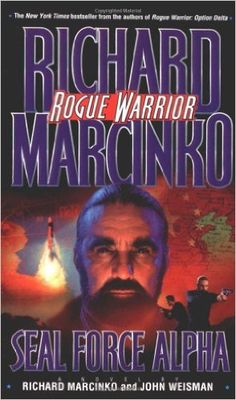 Amazon.com: SEAL FORCE ALPHA (9780671000721): Richard Marcinko, John Weisman…