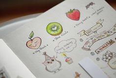 sweet drawings