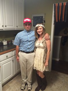 Forrest Gump And Jenny Halloween 2014