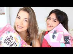 MAQUIAGEM VOLTA ÀS AULAS ADOLESCENTES O QUE USAR - YouTube
