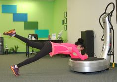 Power Plate Exercises for your Core