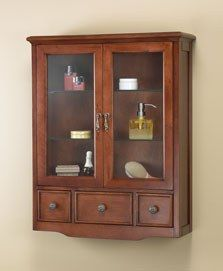 Juliet Wall Cabinet