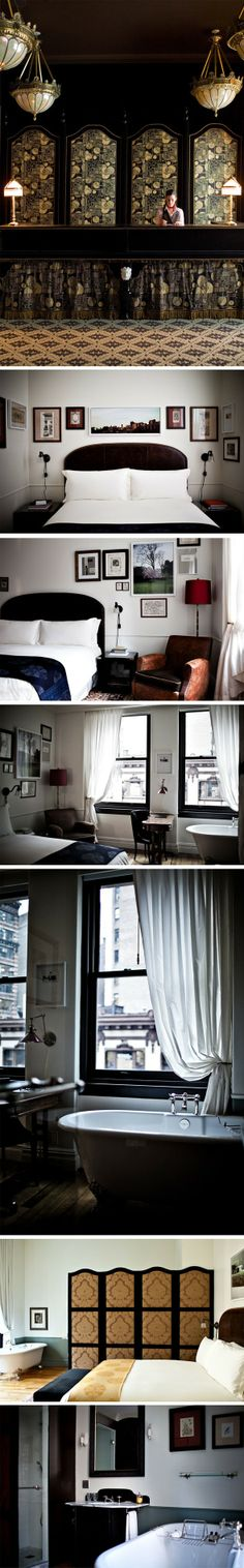 The NoMad Hotel New York City Luxury Hotels Midtown Manhattan - exemple maison sweet home 3d