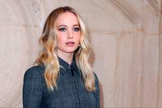 Casting News: Jennifer Lawrence to Star in True Crime Movie 'Mob Girl' Hair A, Your Hair, Bbc America, Together Forever, Blow Dry, Jennifer Lawrence, Fine Hair, Got Married, Christian Dior
