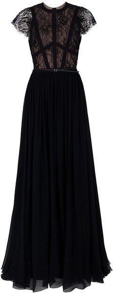 Elie Saab - mog/mob type dress