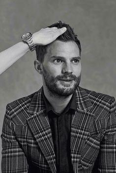 Jamie Dornan in Icon Magazine