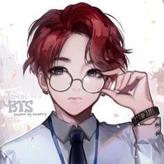 BTS Jimin Fanart | jauni ☆ (@jaunini) on Twitter