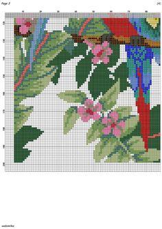 Gallery.ru / Фото #2 - Dimensions 03722 - Tropical Bir - tymannost