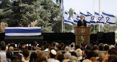 Geusalemme i grandi del mondo salutano Shimon Peres - Rai News