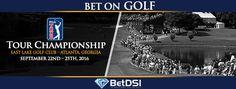 2016 Tour Championship Golf Lines Golf Events, Golf Betting, Golf Pga, Make It Through, Tours, Sports, Hs Sports, Sport