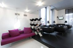 www.hotelarcadia.gr Minimalist Design, Hotel Offers, Minimalism, Couch, Traditional, Luxury, Furniture, Home Decor, Decoration Home
