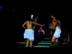 Tahitian Dancing | Dancer at Germaine's Luau, Oahu    #Tahitian #Dancing #Hula #Tongan #Samoan #Germaine #Luau #Oahu #Pareo