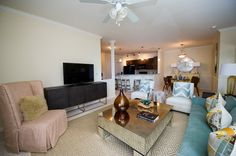 Lakeside Village #Apartments Living Room | Scobey Photography & Olive Interiors