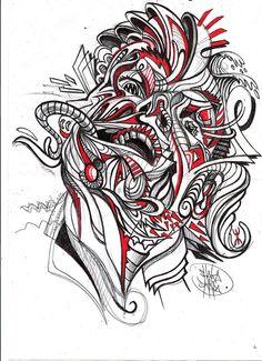 Shaka - Drawings