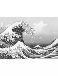 The Great Wave #460