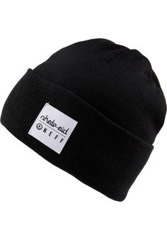 Neff x-skate-aid-collabo-Lawrence - titus-shop.com  #Beanie #MenClothing #titus #titusskateshop