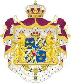Sweden - Coat Of Arms