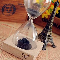 Magnetic Hour Glass #For-Kids #Gifts-For_Geek-Gifts #Gifts-For_Toys-&-Games