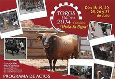 torodigital: Fiestas julio 2014 peña la Cepa Gátova (Valencia)...