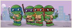 teenage mutant ninja turtels | Teenage Mutant Ninja Turtles | Animation Insider- Animation interviews ...