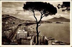 Panorama Golfo di Napoli