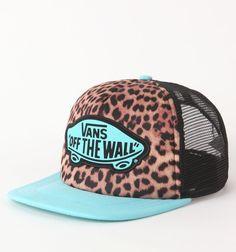 c61286dd868d Vans Beach Girl Trucker Hat. http   shop.vans.com