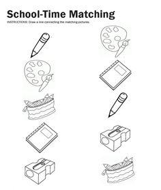 school time worksheet for kids crafts and worksheets for preschool