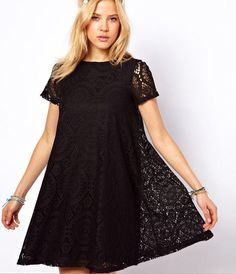 b4541ad19b509 2016 Fit and flare women clothing elegant design 5 colors new women dresses  o-neck fashion Summer lace dress Pluse Size. Sarah