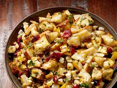 ... Fennel and Bacon Stuffing | Holiday Turkey | Pinterest | Fennel
