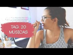 Julie de Batom, Julie Duarte, Juliana Duarte, Youtube, vídeo, tags, tag para youtube, vídeo de tags, 20 músicas