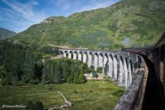 Scotland We'll be on this train Saturday! Oh The Places You'll Go, Places To Visit, Harry Potter Places, Beautiful World, Beautiful Places, Paisley Scotland, Fort William, Travel Log, In Ancient Times